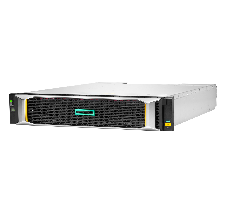 HPE MSA storage